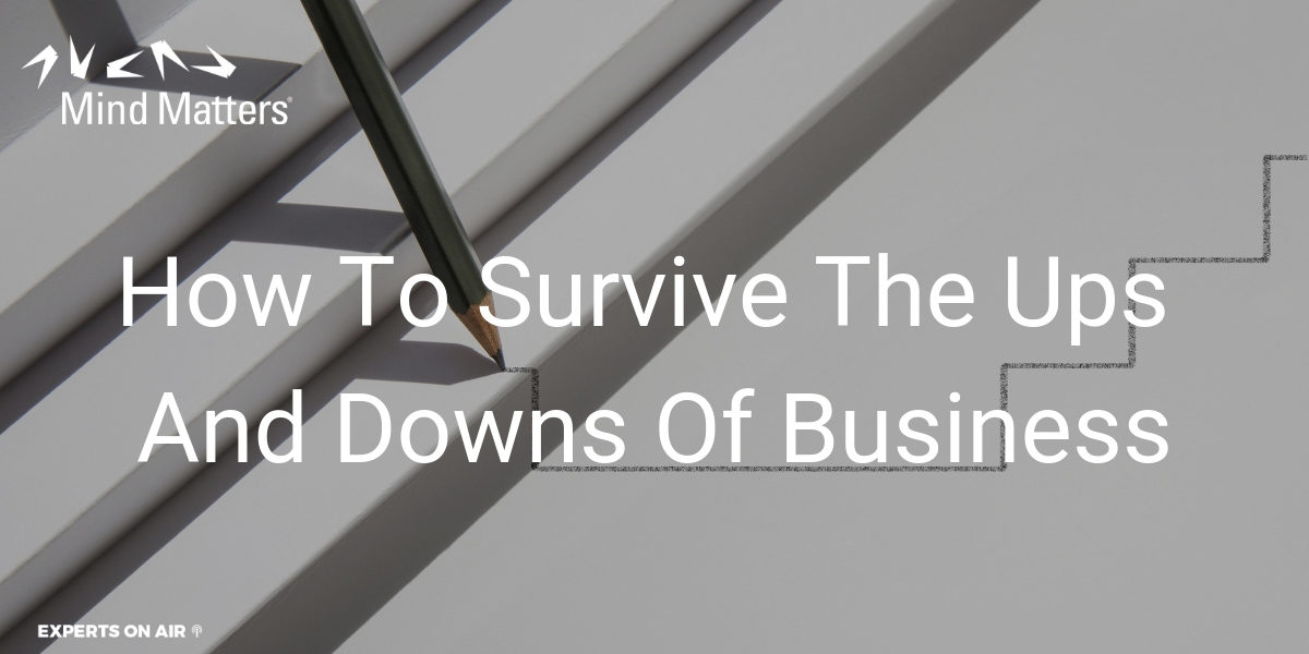 How To Survive The Ups And Downs Of Business