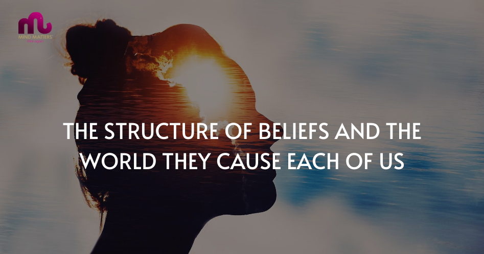 The Structure Of Beliefs And The World They Cause Each Of Us
